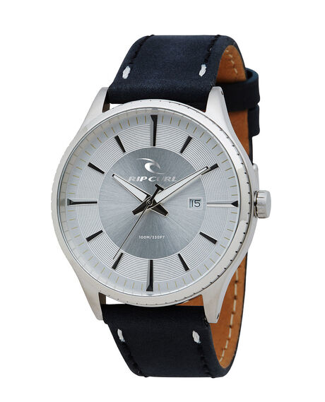SILVER MENS ACCESSORIES RIP CURL WATCHES - A29180544