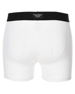 WHITE MENS CLOTHING RICHER POORER SOCKS + UNDERWEAR - MRB-SMTH14WHI