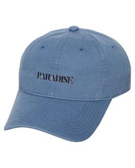 BLUE MENS ACCESSORIES BARNEY COOLS HEADWEAR - 905-CR1BLU