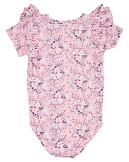 BLOSSOM KIDS GIRLS LITTLE HEARTS DRESSES + PLAYSUITS - AW20SSDFLTDBLOS