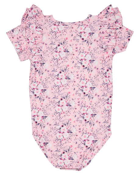 BLOSSOM KIDS GIRLS LITTLE HEARTS DRESSES + PLAYSUITS - AW20SSDFLTDBLOS