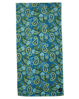 GREEN ACCESSORIES TOWELS SLOWTIDE  - ST051GRN