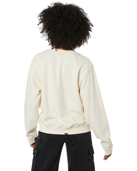 UNBLEACHED WOMENS CLOTHING THRILLS JUMPERS - WTS20-200AUBLD