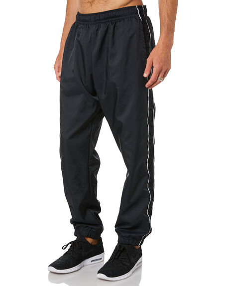 BLACK WHITE MENS CLOTHING NIKE PANTS - CK5479010
