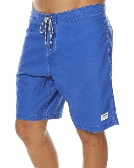 BLUE MENS CLOTHING KATIN BOARDSHORTS - TRPAR16BLU