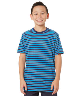 BLUE KIDS BOYS SWELL TOPS - S3182008BLUE