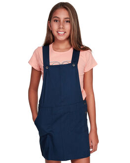 DRESS BLUES KIDS GIRLS ROXY DRESSES + PLAYSUITS - ERGWD03070-BTK0