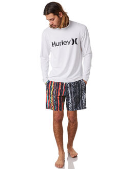 WHITE BOARDSPORTS SURF HURLEY MENS - 894629-100