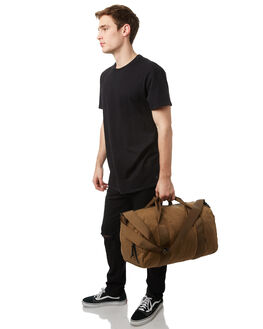 KHAKI MENS ACCESSORIES SWELL BAGS + BACKPACKS - S51741552KHA