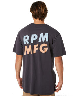 NAVY MENS CLOTHING RPM TEES - 8SMT04ANAVY
