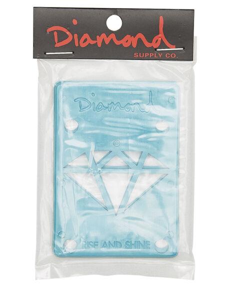 BLUE BOARDSPORTS SKATE DIAMOND SUPPLY CO ACCESSORIES - 016001117BLUE