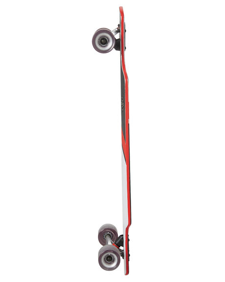SILVER RED BOARDSPORTS SKATE GLOBE COMPLETES - 10525235SILVR