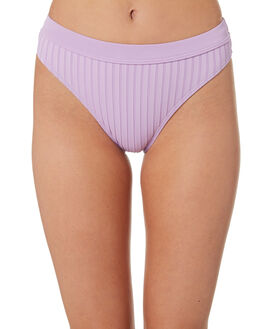 LILAC WOMENS SWIMWEAR BILLABONG BIKINI BOTTOMS - 6581624013