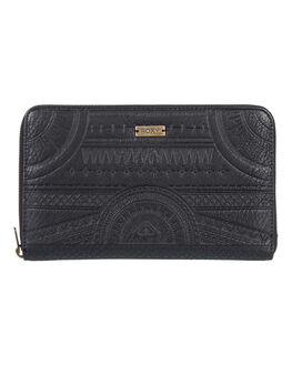 ANTHRACITE WOMENS ACCESSORIES ROXY PURSES + WALLETS - ERJAA03685-KVJ0