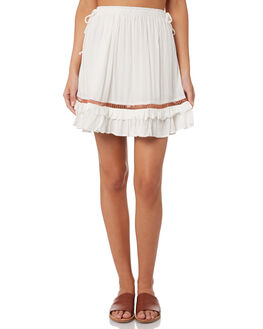 IVORY WOMENS CLOTHING TIGERLILY SKIRTS - T393278IVO