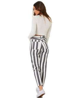 SPRING STRIPE WOMENS CLOTHING DR DENIM JEANS - 1430113-S91