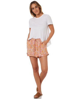 VINTAGE SUNFLOWER WOMENS CLOTHING O'NEILL SHORTS - 4821701VSF