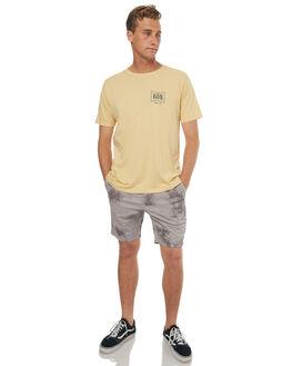 PEBBLE GREY CLOUD MENS CLOTHING KATIN SHORTS - WSPATS17PGCLO