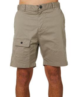 WASHED ALMOND MENS CLOTHING ZANEROBE SHORTS - 602-CONWSALM