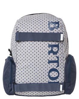 WILD DOVE POLKA DOT KIDS BOYS BURTON BAGS + BACKPACKS - 13660109020WDPD