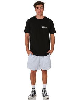 BLUE STRIPE MENS CLOTHING RPM BOARDSHORTS - 9PMB01ABLUST