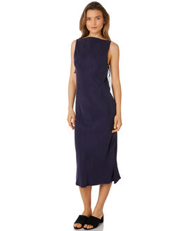 INDIGO WOMENS CLOTHING TIGERLILY DRESSES - T393411IND