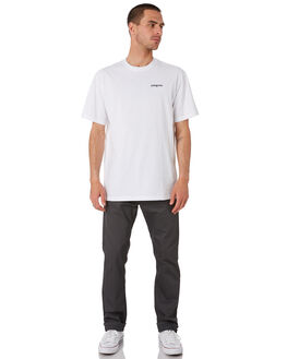 WHITE MENS CLOTHING PATAGONIA TEES - 38440WHI