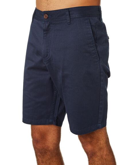 NAVY MENS CLOTHING KATIN SHORTS - WSCOV00NVY