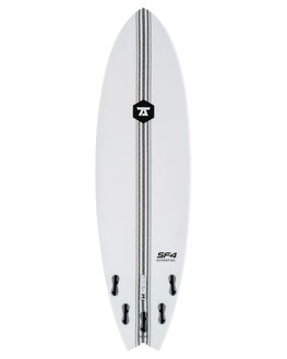 CLEAR BOARDSPORTS SURF 7S GSI FISH - 7S-SF4IM-CLR