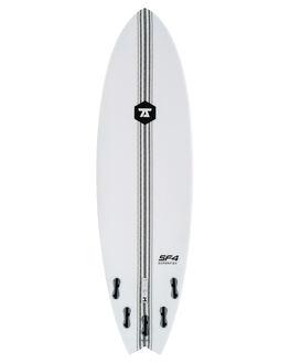 CLEAR BOARDSPORTS SURF 7S GSI SURFBOARDS - 7S-SF4IM-CLR