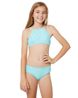 AQUAMARINE KIDS GIRLS SEAFOLLY SWIMWEAR - 27036AQUA