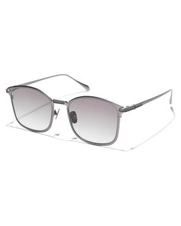 BRUSHED GUN METAL MENS ACCESSORIES VALLEY SUNGLASSES - S0435BRUGM