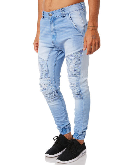 ALASKAN BLUE MENS CLOTHING NENA AND PASADENA PANTS - NPMHCP002ALBL