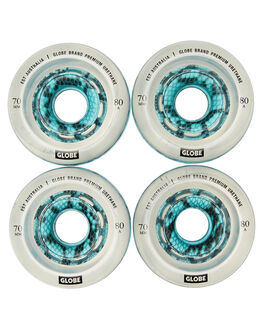 CLEAR VIPER SKATE HARDWARE GLOBE  - 10125033CLVPR