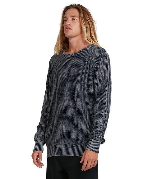 DENIM MENS CLOTHING BILLABONG KNITS + CARDIGANS - BB-9507805-DEN