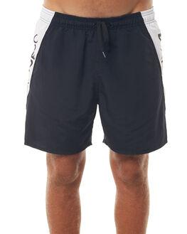 BLACK MENS CLOTHING DC SHOES BOARDSHORTS - EDYJV03022KVJ0
