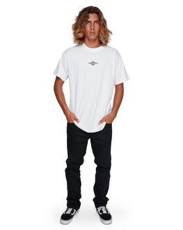WHITE MENS CLOTHING BILLABONG TEES - BB-9591010-WHT