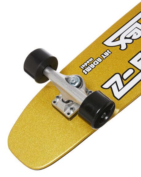 GOLD BOARDSPORTS SKATE Z FLEX COMPLETES - ZFXC0124GOLD