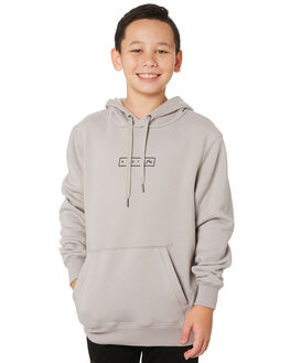 OPAL GREY KIDS BOYS RUSTY JUMPERS + JACKETS - FTB0268OPG