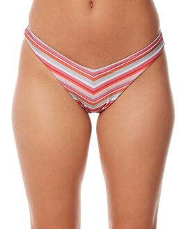 MULTI WOMENS SWIMWEAR RUSTY BIKINI BOTTOMS - SWL1258MTI