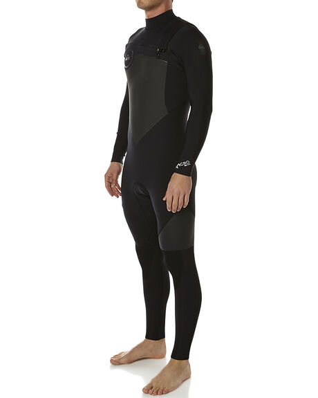 BLACK SURF WETSUITS QUIKSILVER STEAMERS - EQYW103028KVJ0