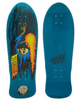 BLUE SKATE DECKS SANTA CRUZ  - S-SCD4374BLU