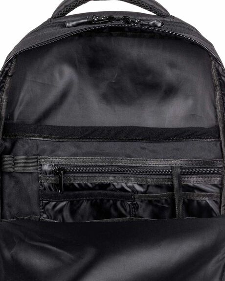 BLACK MENS ACCESSORIES DC SHOES BAGS + BACKPACKS - EDYBP03234-KVJ0