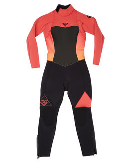 PARADISE PINK SURF WETSUITS ROXY STEAMERS - ERGW103006MLR0