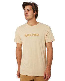 SAND MENS CLOTHING RHYTHM TEES - JUL19M-PT02-SAN