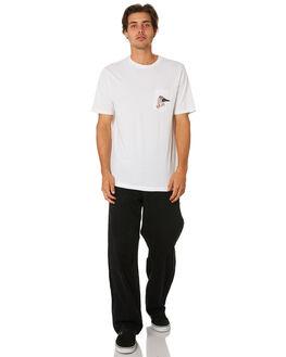 WHITE MENS CLOTHING VOLCOM TEES - A5031909WHT