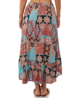 RUSTY CARPET WOMENS CLOTHING O'NEILL SKIRTS - 4522404RCP