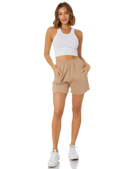SAND WOMENS CLOTHING ALL ABOUT EVE SHORTS - 6483266SAN