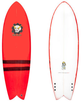 MULTI BOARDSPORTS SURF VAMPIRATE FISH - VPEVILTWINSPR