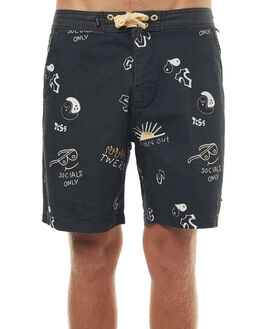 PHANTOM MENS CLOTHING THE CRITICAL SLIDE SOCIETY BOARDSHORTS - SWB1712PHA